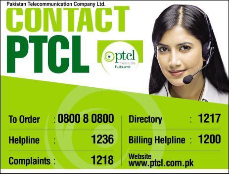 ptcl-call-helpline